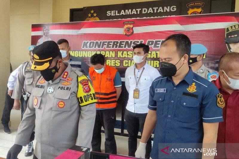 Pasutri pemalsu surat keterangan antigen ditangkap polisi Cianjur