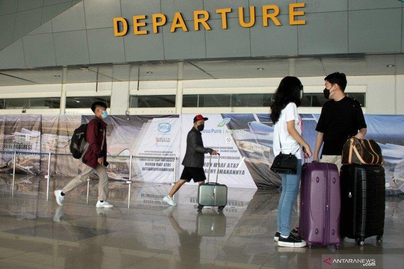 Trafik penerbangan di Bandara Angkasa Pura I tumbuh 12,5 persen