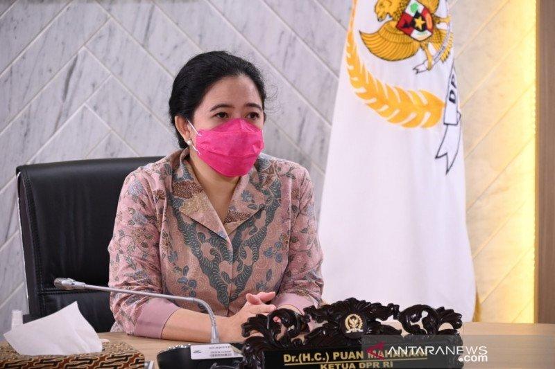 Ketua DPR Puan Maharani harap hasil Musrenbang pulihkan dampak pandemi COVID-19