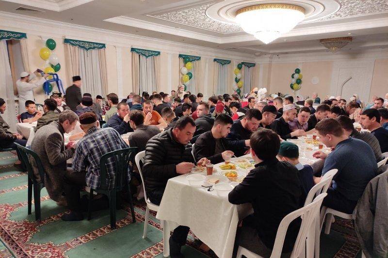 Ramadhan di Rusia tahun ini kembali semarak sekalipun pandemi