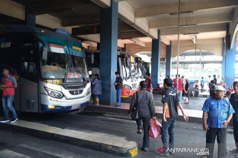 Jelang Lebaran, jumlah penumpang Terminal Tirtonadi Solo landai