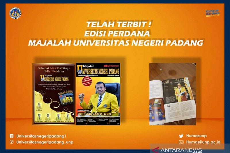 UNP terbitkan majalah baru dengan sajian utama siap menjadi PTNBH
