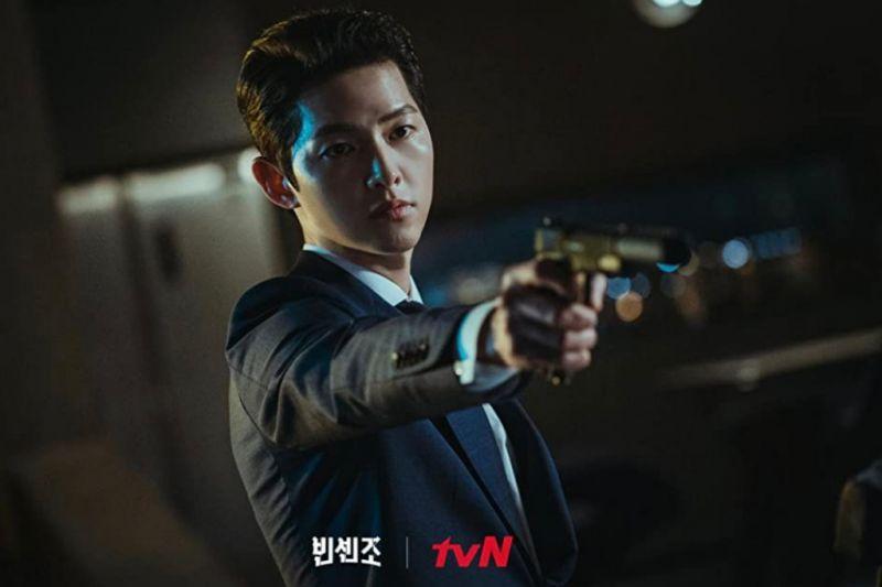 Song Joong Ki merasa puas setelah balas dendam di 'Vincenzo'