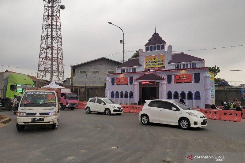 Polisi bangun 'Gedung Sate' di kawasan Cileunyi Bandung