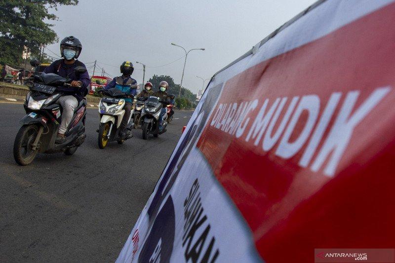 Kalsel tutup semua jalur mudik lintas provinsi