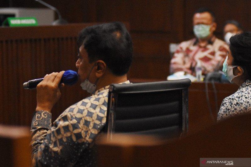 Penyuap mantan menteri Edhy Prabowo dieksekusi ke Lapas Cibinong