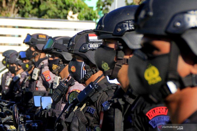 2.522 personel Polri/TNI  diterjunkan untuk Operasi Ketupat Ranakah