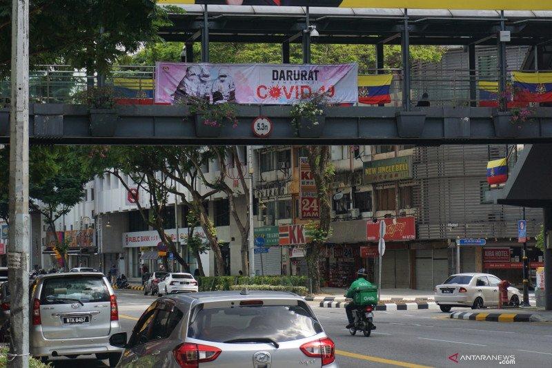 Malaysia larang aktivitas olah raga dan rekreasi di wilayah tertentu