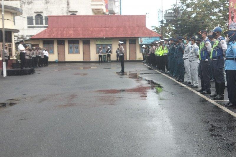 Empat Pos Pengamanan Disiapkan Pada Operasi Ketupat Kayan di Tarakan