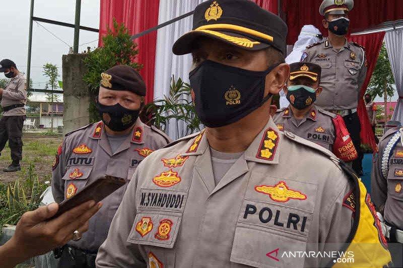 2.400 petugas disebar untuk jaga pos penyekatan 24 jam/hari di Cirebon