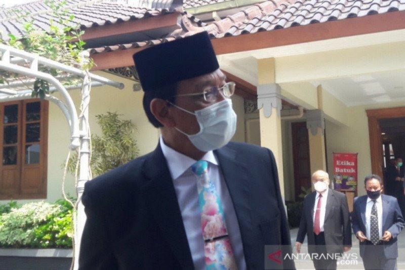 """Sultan HB X meniadakan """"open house"""" Lebaran 2021"""