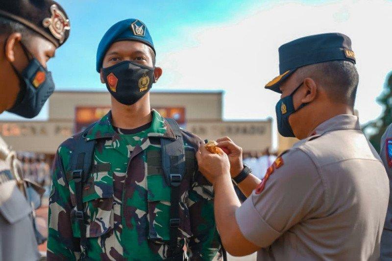 Polda Sulbar siagakan personel di setiap perbatasan antarkabupaten