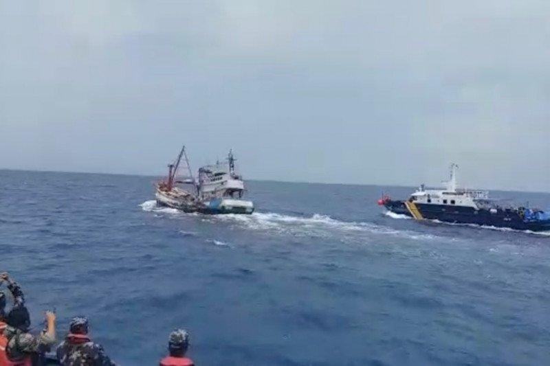 Kekosongan Laut Natuna Utara akibatkan banyak kapal ikan asing