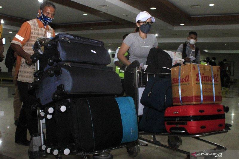 AP sebut jumlah pemudik melalui Bandara El Tari terus meningkat