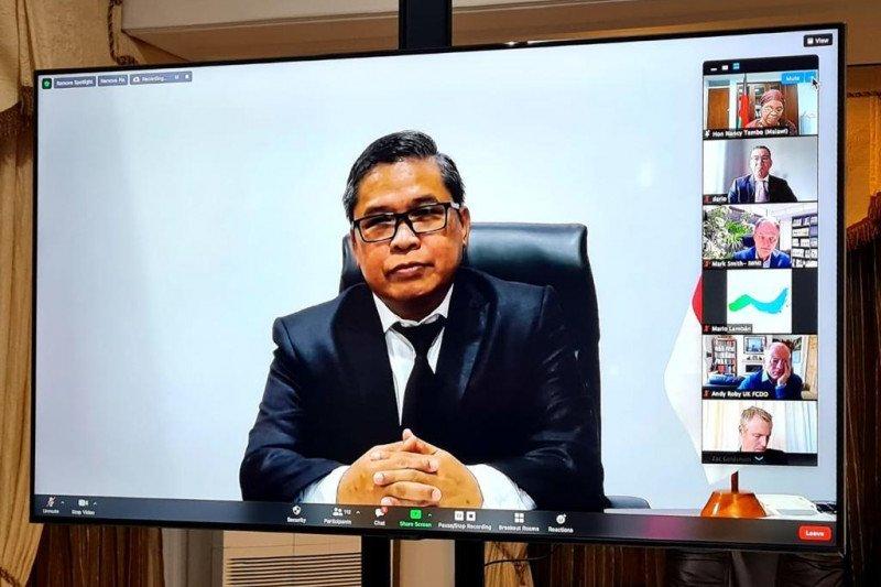 Indonesia bergabung dengan koalisi aksi iklim global