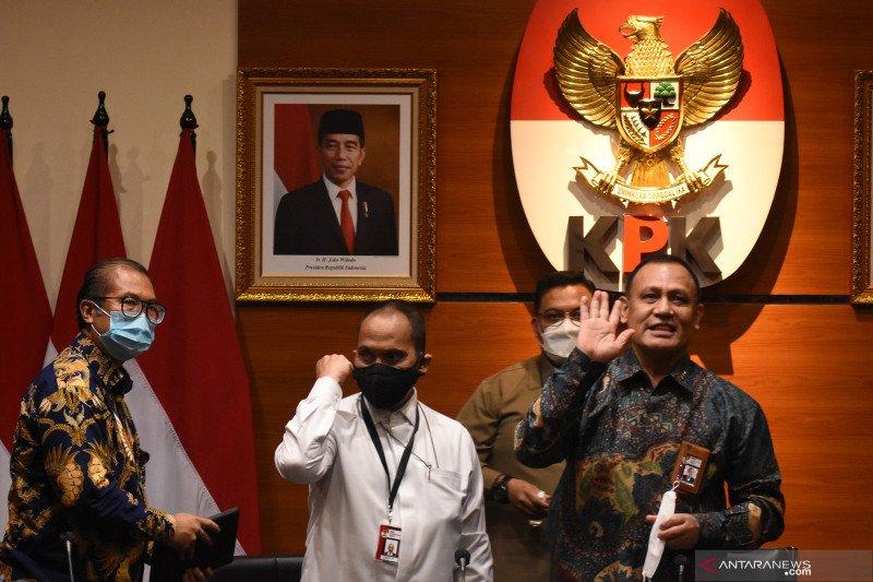 75 pegawai KPK tidak penuhi syarat jadi ASN resmi dinonaktifkan