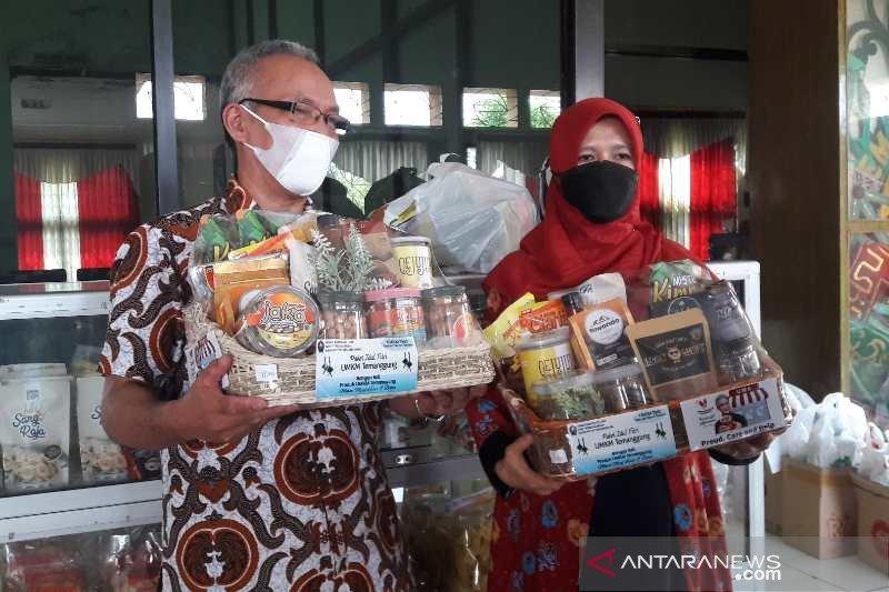 Gerakan Belanja Produk UMKM disambut baik pelaku usaha Temanggung