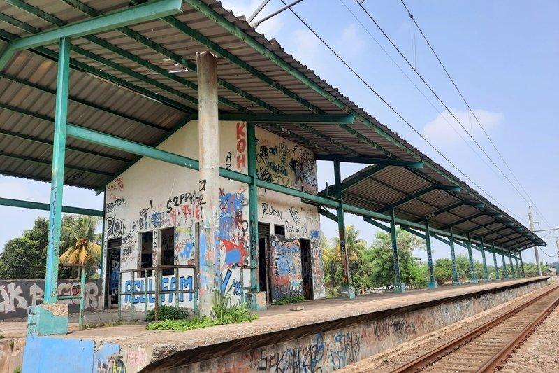 Stasiun Pondok Rajeg Depok akan diaktifkan kembali