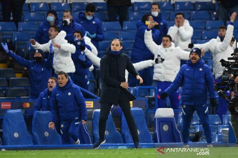 Liga Champions: All-English Final Chelsea vs Manchester City