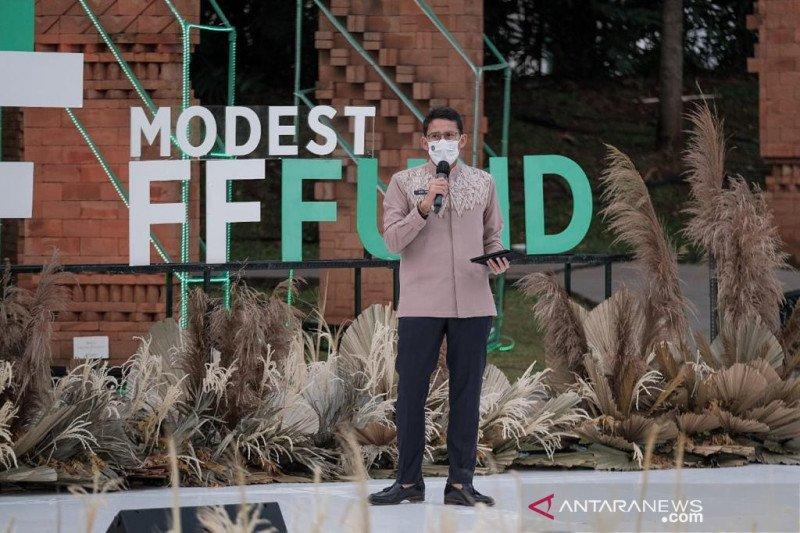 Menparekraf: Ekosistem pendanaan penting  untuk industri fesyen modest