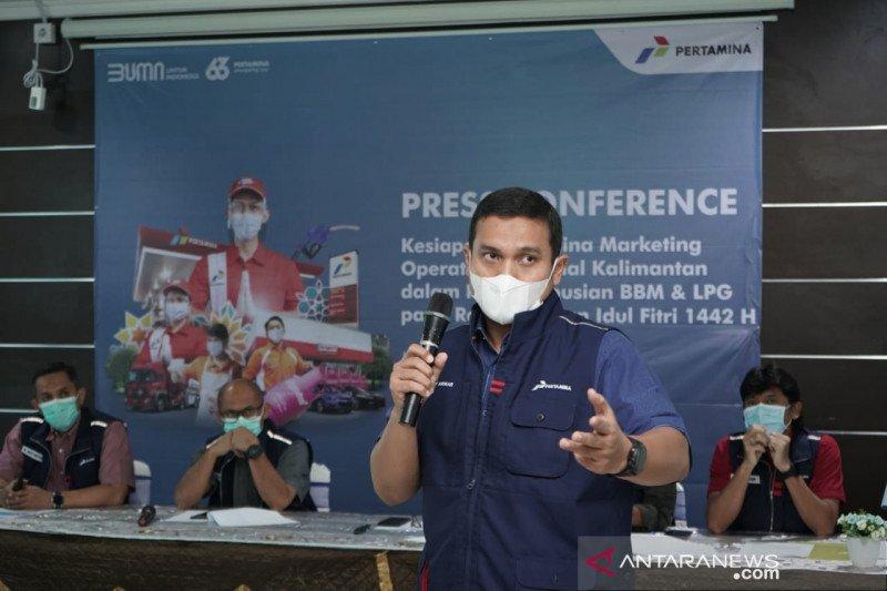 Pertamina menjamin persediaan BBM jelang Idul Fitri di Kaltara