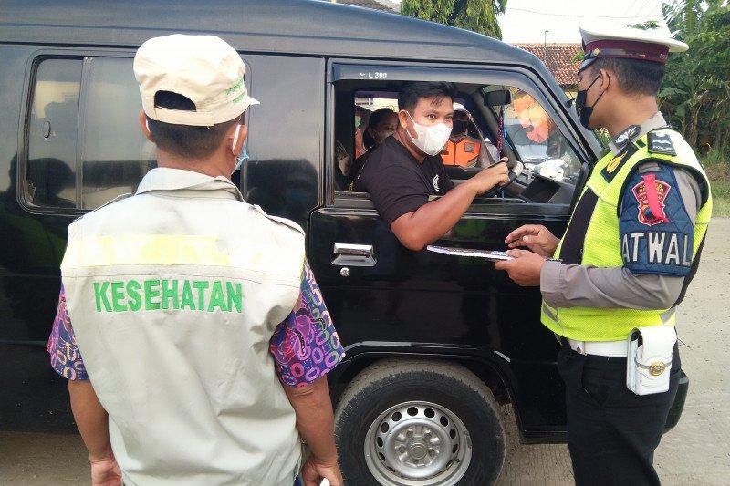 Warga beda provinsi bisa bepergian kendati ada penyekatan di Brebes