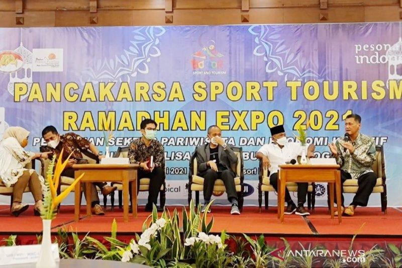 Konsep pentahelix menjadi kunci pengendalian pariwisata di Bogor