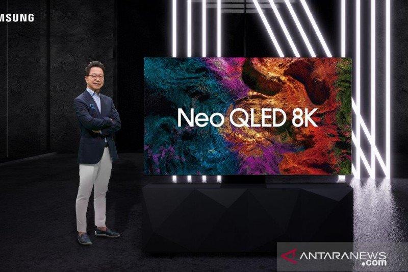 Samsung Neo QLED 8K TV hadir di Indonesia, ini harganya