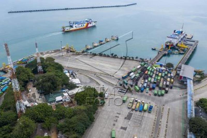 Pelabuhan Merak Ditutup Untuk Pemudik