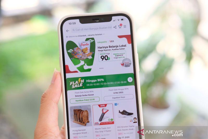Hari Bangga Buatan Indonesia buat transaksi produk lokal jadi naik