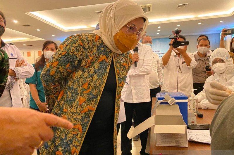 Menaker Ida Fauziyah minta pekerja taati larangan mudik Lebaran