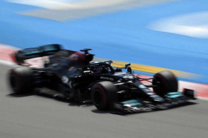 Bottas tercepat di FP1  GP Spanyol