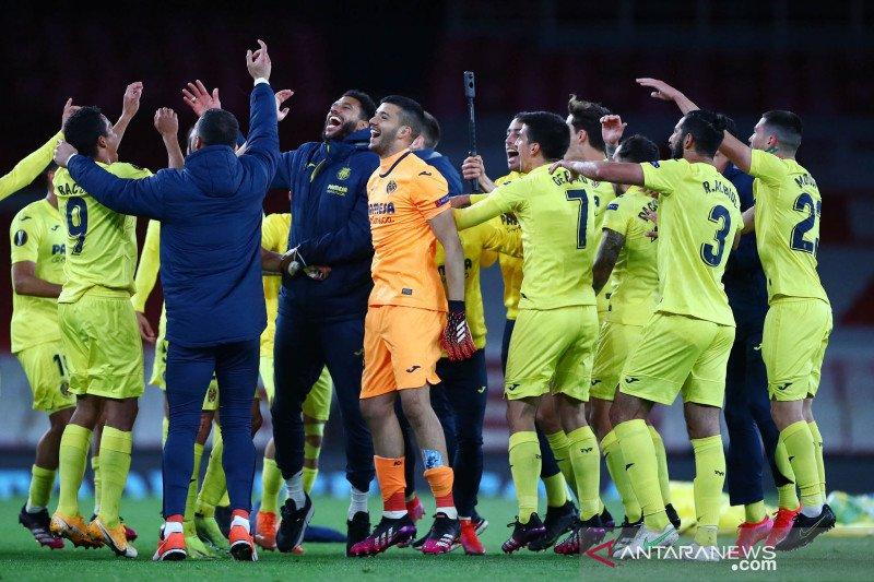 Presiden Villarreal puas timnya cegah dominasi Inggris di final kompetisi Eropa