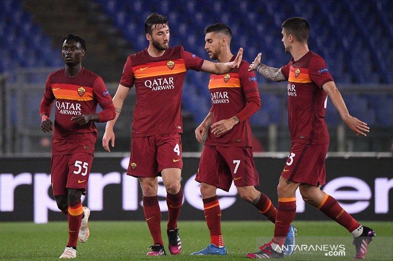 Pertemuan di Old Trafford penyesalan terbesar Roma musim ini