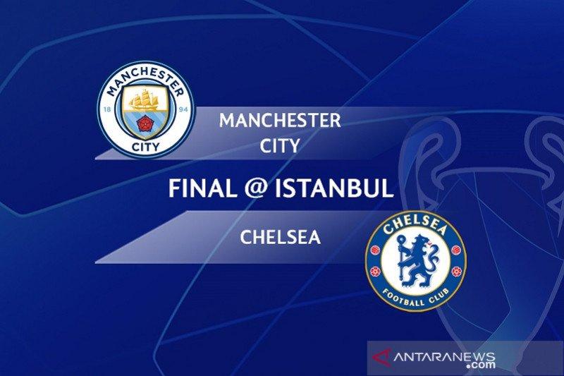 Suporter City dan Chelsea terancam tak bisa hadiri final Champions