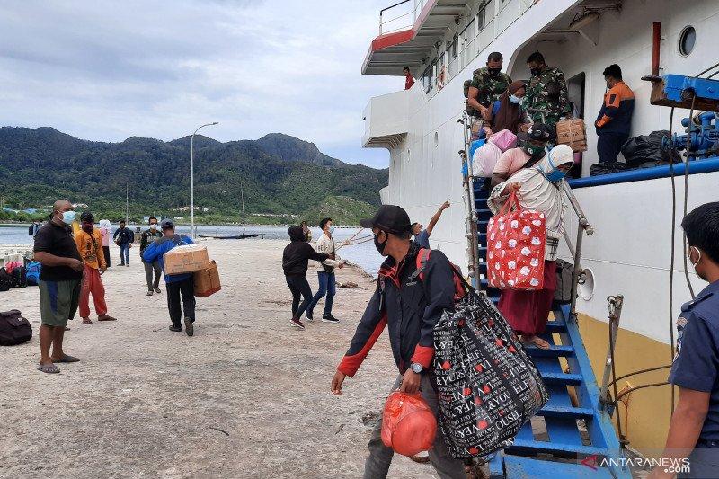 Lonjakan penumpang Natuna diperkirakan terjadi pada 10 Mei