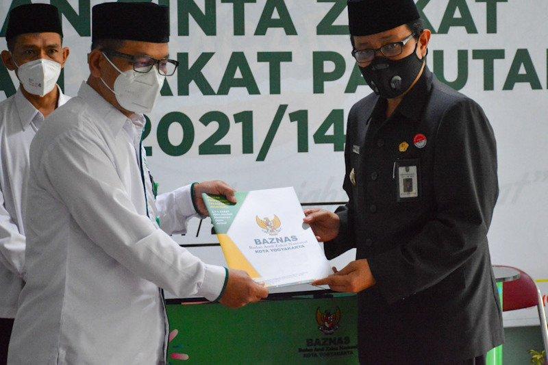 Baznas Yogyakarta kampanyekan Gerakan Cinta Zakat dorong kepedulian umat