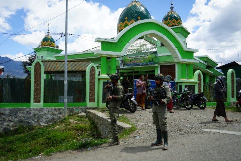 Polri sebut warga Ilaga beraktivitas kembali usai serangan KKB