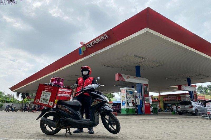 Pemerintah jamin aman stok bahan bakar nasional selama libur Lebaran 1442