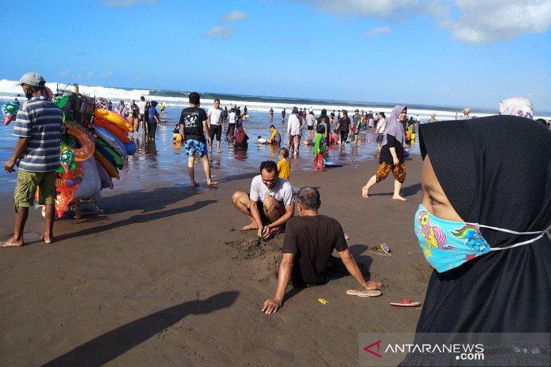 Tempat wisata Pangandaran tetap buka saat libur Lebaran