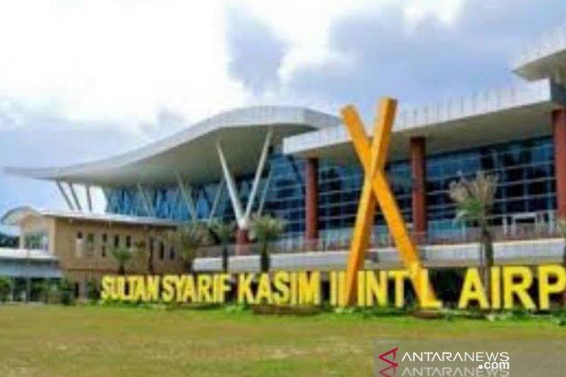 Larangan mudik, Bandara Pekanbaru hanya layani satu penerbangan