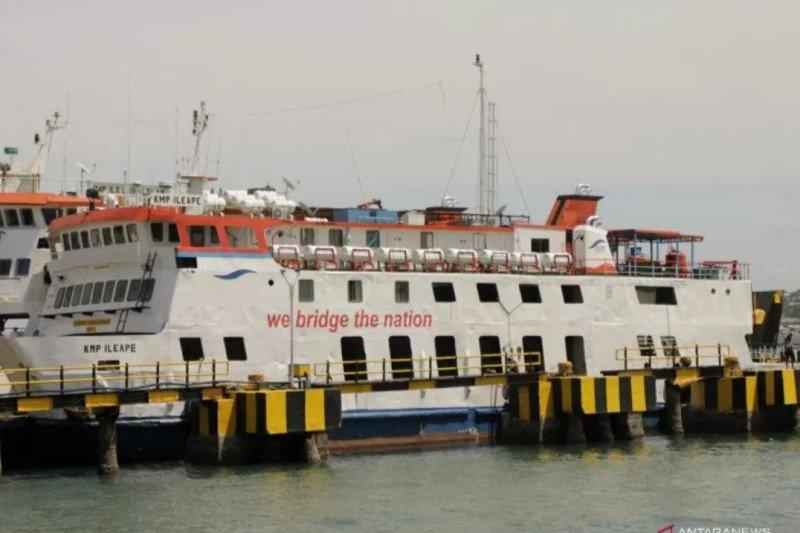 ASDP Kupang kurangi frekuensi penyeberangan