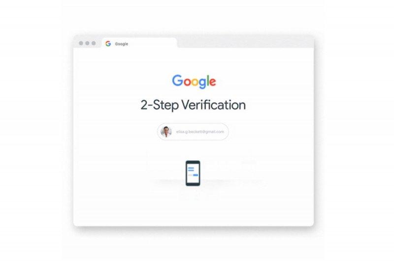 Kiat menjaga keamanan akun Google