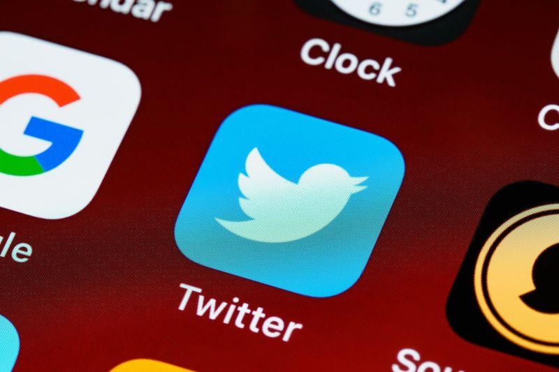 Twitter catat