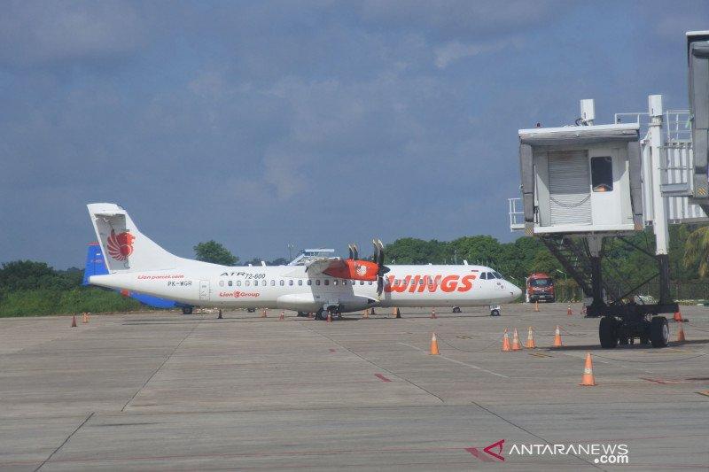Pemprov apresiasi Wings Air hentikan penerbangan selama liburan