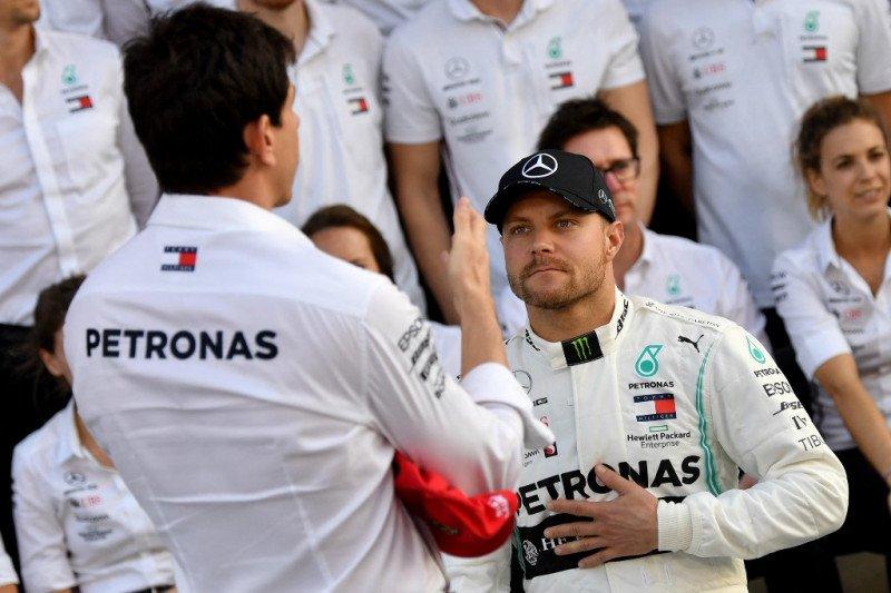 Bos tim Mercedes tegaskan  tak akan  depak Bottas