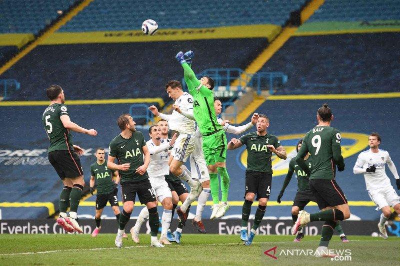 Peluang Tottenham dekati empat besar dijegal Leeds United