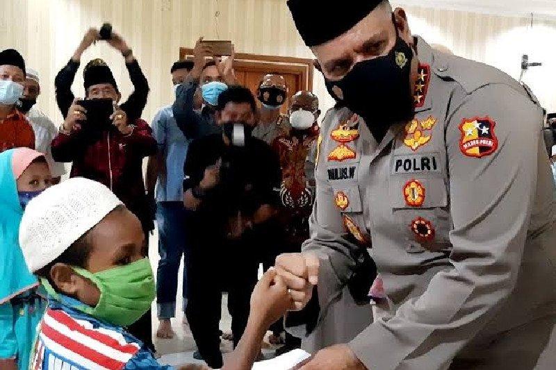 Tokoh Papua: Penegakan hukum harus diterapkan terhadap KKB di Papua
