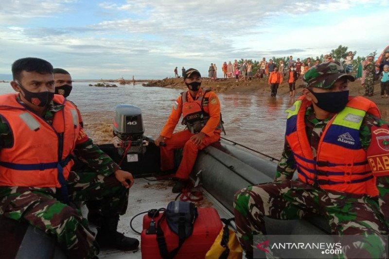 Pencarian warga hilang terseret arus di Bombana melibatkan 45 personel