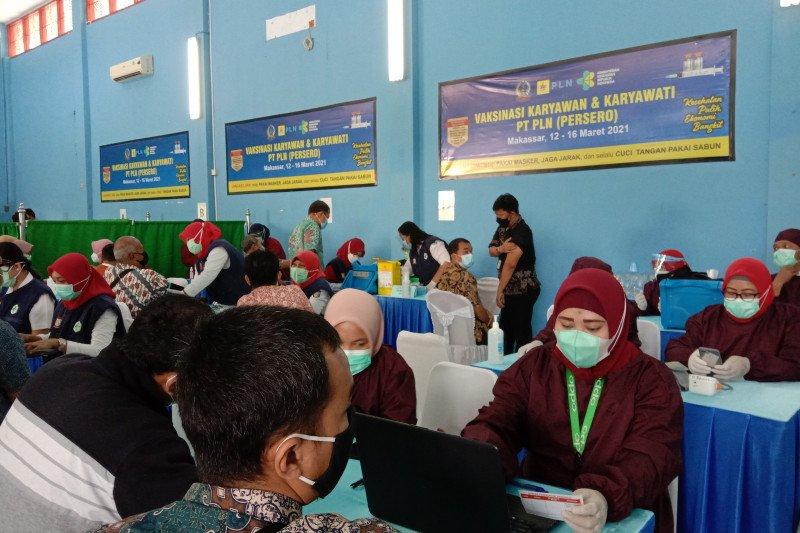 Dinkes Sulsel: Tersisa Makassar dan Pangkep di zona oranye COVID-19